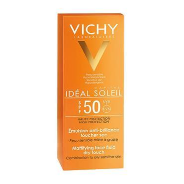 VICHY SOLIEL DRY TOUCH SPF 50+ 50ML