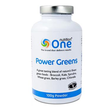 ONE POWER GREENS 100G POWDER