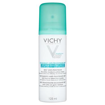 VICHY NO MARK SPRAY DEODRANT 125ML