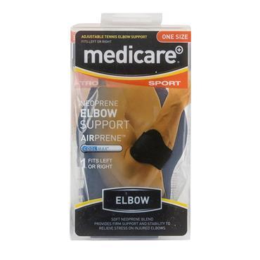 MEDICARETENNIS ELBOW SUPPORT 1 SIZE