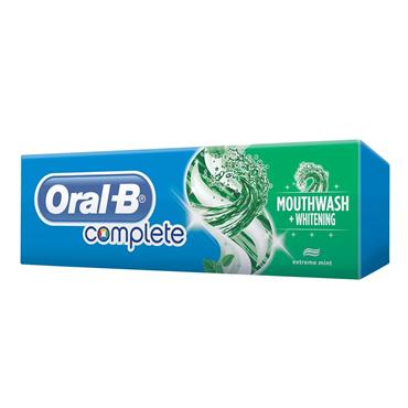 ORAL B COMPLETE  TOOTH PASTE 75ML
