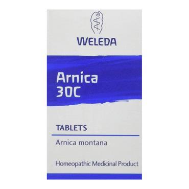 WELEDA ARNICA 30C 125 TABS