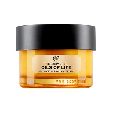 THE BODYSHOP OIL OF LIFE CREAM 50ML