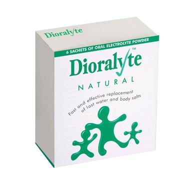 DIORALYTE NATURAL 6PK