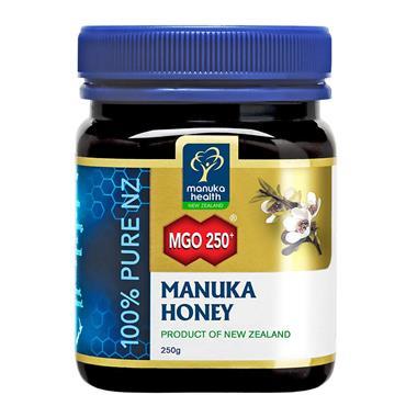 MANUKA HEALTH MANUKA HONEY MGO250+ 250GM