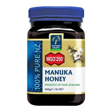 MANUKA HEALTH MANKA HONEY MGO250+ 500G