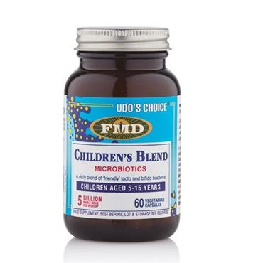 UDO'S CHOICE CHILDREN BLEND 60 CAPSULES