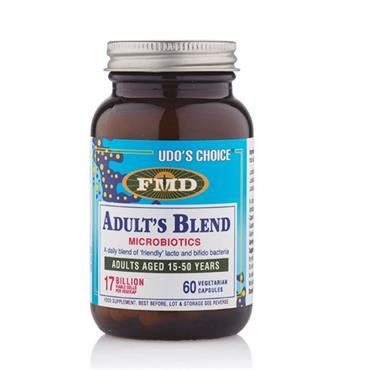 UDOS ADULTS BLEND 60 CAPS