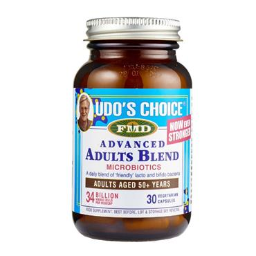 UDOS ADVANCED ADULTS BLEND 30S