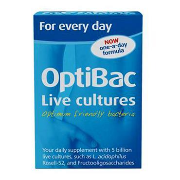 OPTIBAC PROBIOTC ONE A DAY 30S