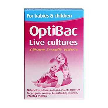 OPTIBAC PBIOTIC BABY SACHETS 10S