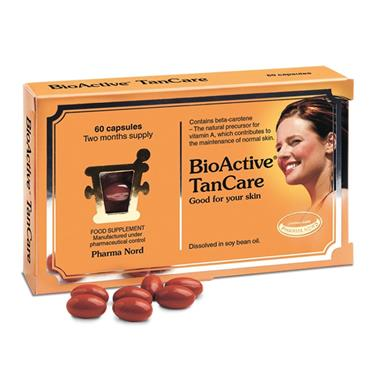 PHARMA NORD TAN CARE 60 CAPSULES