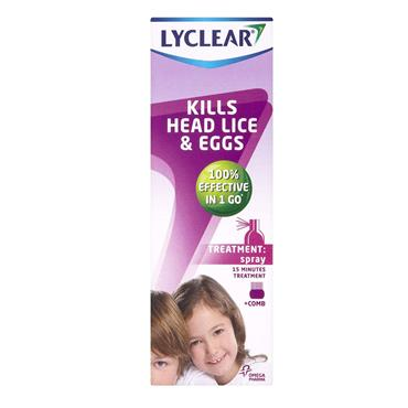 LYCLEAR TREATMENT SPRAY