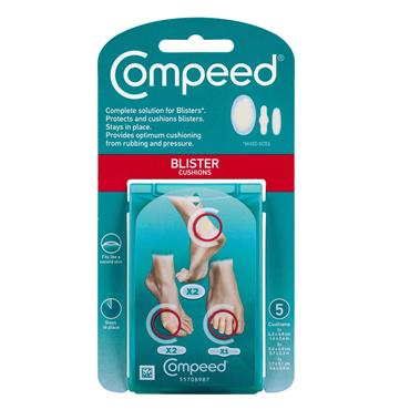 COMPEED BLISTER MIX PACK 5S