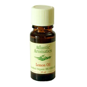 ATLANTIC AROMATIC LEMON ESSENTIAL OIL 10ML