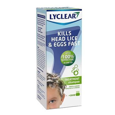 LYCLEAR SHAMPOO TREATMENT