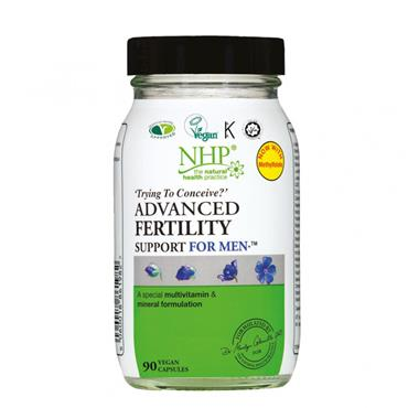 NHP ADVANCED FERTILITY SUPPORT FOR MEN 90S