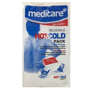 MEDICARE REUSABLE HOT COLD PK