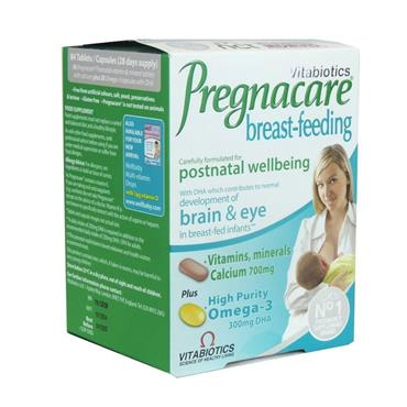 VITABIOTICS PREGCARE BREAST 84