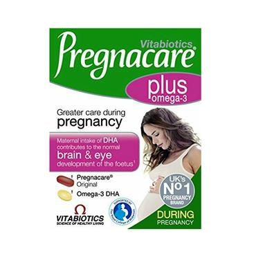 VITABIOTICS PREG PLUS OMEGA-3