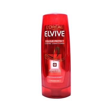 LOREAL ELVIVE COLOUR PROTECT CARING CONDITIONER 400ML