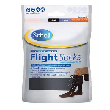 SCHOLL FLIGHT SOCKS 6-9