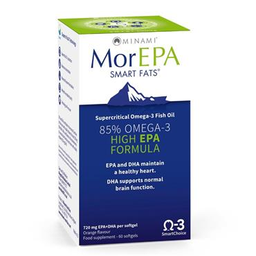 MOREPA SMART FATS 60S SOFTGELS