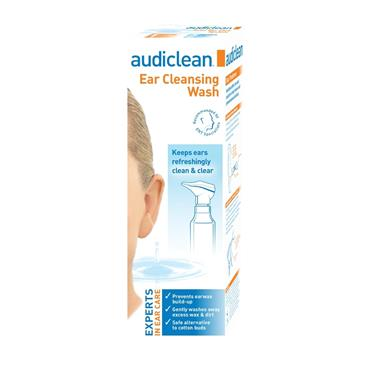 AUDICLEAN EAR CLEANSING SPRAY