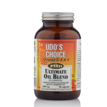 UDOS CHOICE OIL BLEND 90 CAPSULES