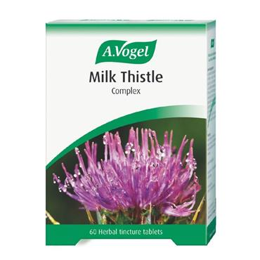 A VOGEL MILK THISTLE TABS 60