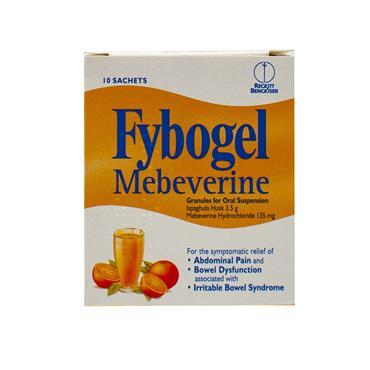 FYBOGEL MEBEVERINE SACHETS 10