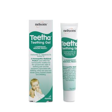NELSONS TEETHING GEL 15G