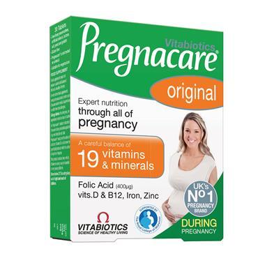 VITABIOTICS PREGNACARE ORIG 30