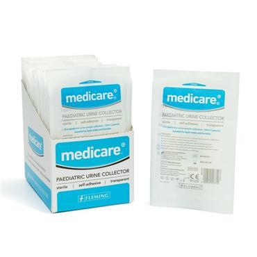 MEDICARE PAEDIATRIC URINE COLLECTOR 160ML CAPACITY