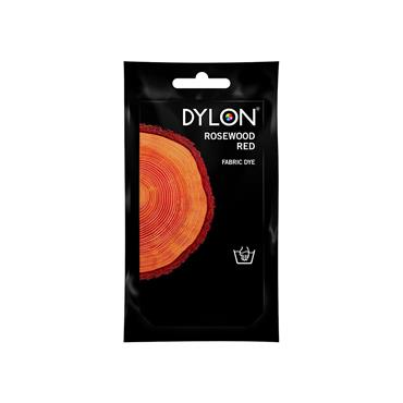 DYLON SACHET ROSEWOOD RED FABRIC DYE 50G