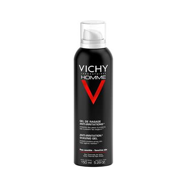 VICHY MEN ANTI-IRRITATATION SHAVING GEL 150ML
