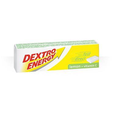 DEXTRO ENERGY LEMON 47G