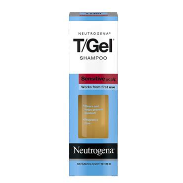 NEUTROGENA TGEL SENSITIVE SHAMPOO 125ML