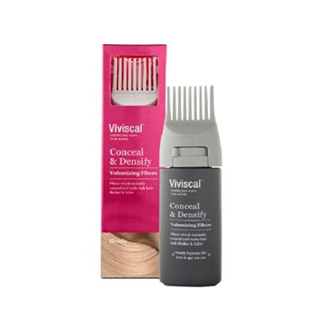 VIVISCAL CONCEAL & DENSIFY VOLUMIZING FIBERS BLONDE HAIR