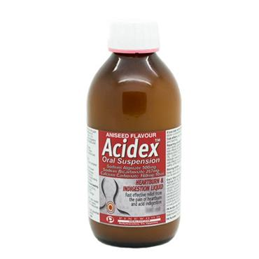 ACIDEX LIQUID 500ML