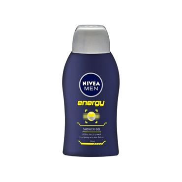 NIVEA MEN ENERGY SHOWER GEL 50ML