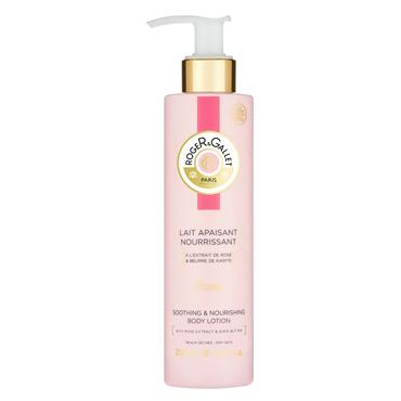 RODGER & GALLET ROSE BODY LOTION 200ML