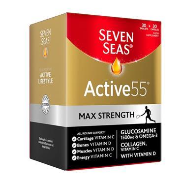 SEVEN SEAS ACTIVE 55 MAX 30+30