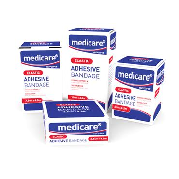 MEDICARE ELASTIC ADHESIVE BANDS 7.5CM