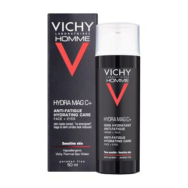 VICHY HOMME HYDRA MAG C+ ANTI-FATIGUE HYDRATING CARE 50ML