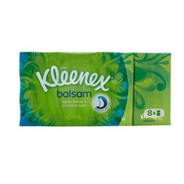 KLEENEX BALSAM POCKET TISSUES
