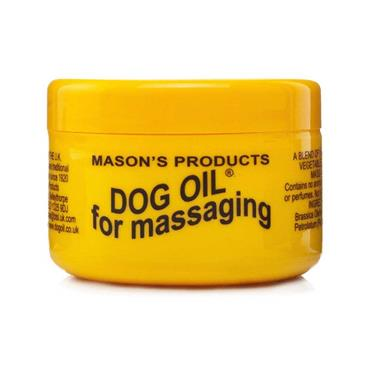 MASONS DOG OIL 100G