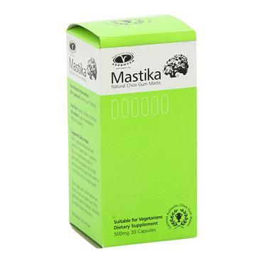 MASTIKA GUM 500MG 30 CAPSULES
