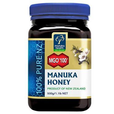 MANUKA HEALTH MANUKA HONEY MGO100+ 500G
