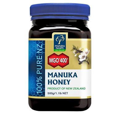MANUKA HEALTH  HONEY400+ 500G